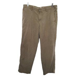TOMMY BAHAMA Loose Fitting Beige Pants 36